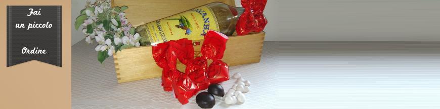 Chicche al Rum - Cioccolatino e vero Rum Giamaicano